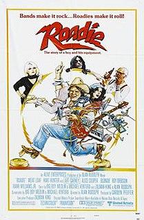 <i>Roadie</i> (1980 film) American musical comedy film