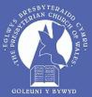Presbyterian Church of Wales - Modern logo of the Presbyterian Church of Wales
