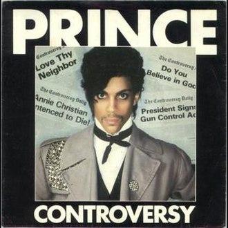 Prince - Controversy (studio acapella)