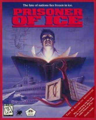 Prisoner of Ice - Image: Prisoner of Ice cover