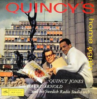 Quincy's Home Again - Image: Quincy's Home Again