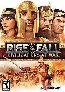 Rise and Fall: Civilizations at War - Wikipedia