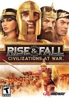 <i>Rise and Fall: Civilizations at War</i> 2006 video game
