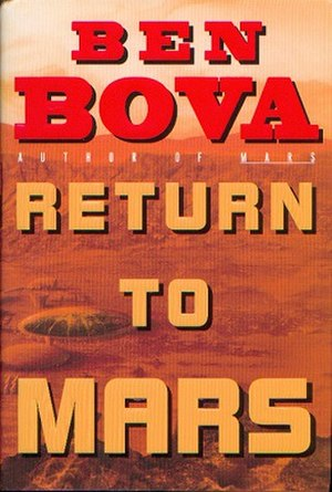 Return to Mars - Cover of the US paperback edition