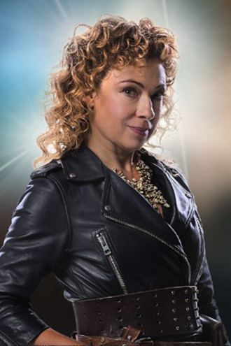 River Song (Doctor Who) - Image: River Song Doctor Who