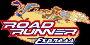 Road Runner Express (Six Flags Magic Mountain) - Image: Road Runner Express Magic Mountain logo