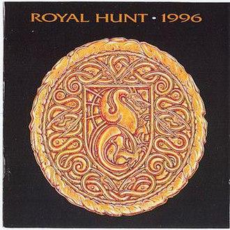 1996 (Royal Hunt album) - Image: Royal Hunt 1996 Live (front)