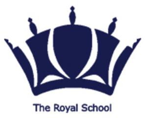 The Royal School, Haslemere - Image: Royalschoolemblem