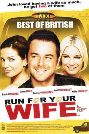 Run for Your Wife (2012 film) - Movie poster