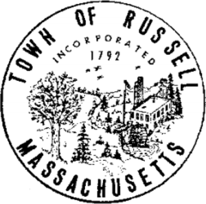 Russell, Massachusetts - Image: Russell Ma seal
