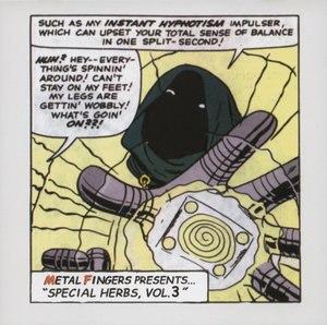 Special Herbs, Vol. 3 - Image: SH Vol 3