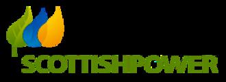 Scottish Power - Image: S Plogo