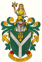 The arms of South Herefordshire District Council