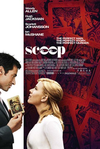 Scoop (2006 film) - Theatrical release poster