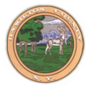 Official seal of Hamilton County