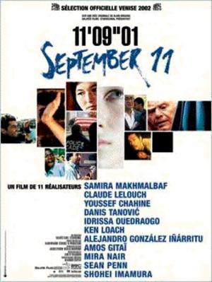 """11'09""""01 September 11 - Image: September 11Film"""