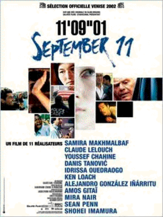 "11'09""01 September 11 - Image: September 11Film"