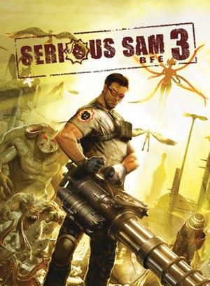 Serious Sam 3: BFE - Cover art of 'Serious Sam 3: BFE'
