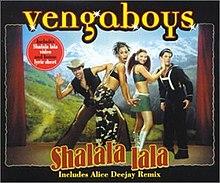 Vengaboys - Shalala Lala (studio acapella)