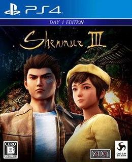 <i>Shenmue III</i> 2019 video game
