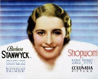 <i>Shopworn</i> 1932 film