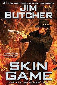 Dresden Files Book 1