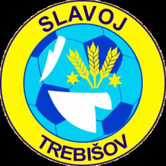 FK Slavoj Trebišov - Logo
