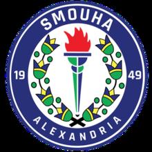 Smouha SC logo.png