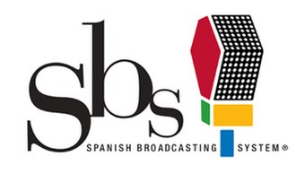Spanish Broadcasting System - Image: Spanish Broadcasting System Logo 1
