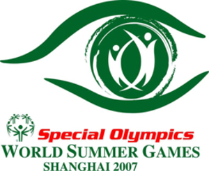 2007 Special Olympics World Summer Games - Image: Special Olympics 2007 logo