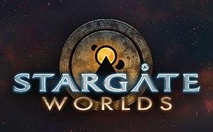 Stargate Worlds - Image: Stargateworlds logo