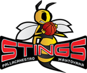 Pallacanestro Mantovana - Image: Stings Mantovana logo