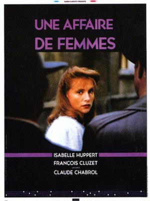 Story of Women - DVD cover
