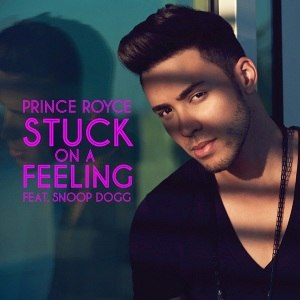 Stuck on a Feeling - Image: Stuck on a Feeling (single cover)