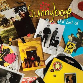 Our Best Of - Image: Sunnyboys Our Best of