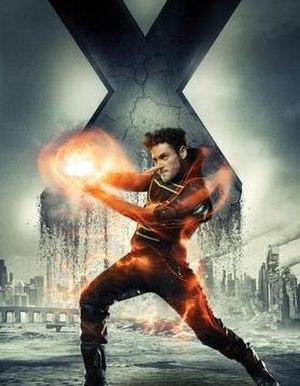 Sunspot (comics) - Adan Canto as Sunspot in the film X-Men: Days of Future Past.