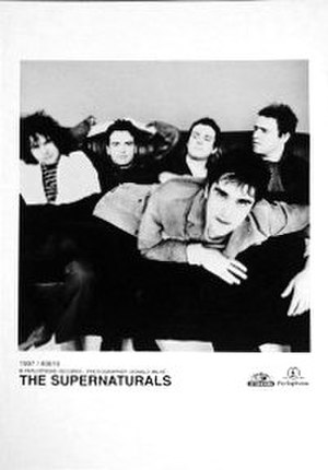 The Supernaturals - Image: Supernaturals Press Photo