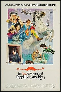 <i>The New Adventures of Pippi Longstocking</i> 1988 film by Ken Annakin