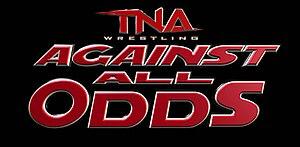 TNA Against All Odds - TNA Against All Odds Logo