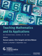 Teaching Mathematics and Its Applications cover.png