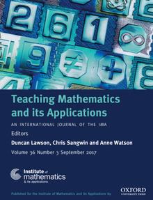 bulletin of the institute of mathematics and its applications