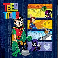 Question something to japan teen titans sorry