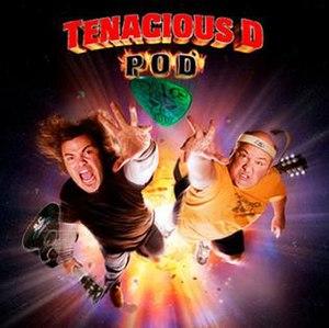 POD (song) - Image: Tenacious D POD single