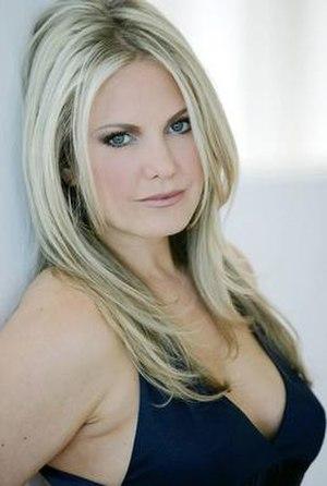 Katie Peretti - Terri Conn as Katie Peretti Snyder