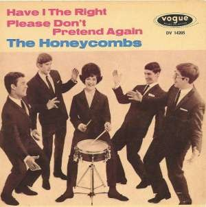 Have I the Right? - Image: The Honeycombs