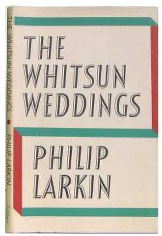 The Whitsun Weddings - First edition