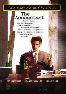<i>The Accountant</i> (2001 film) 2001 film