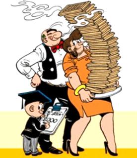 <i>The Adventures of Nero</i> Belgian comic strip (1947–2002)
