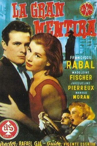 The Big Lie (1956 film) - Image: The Big Lie (1956 film)