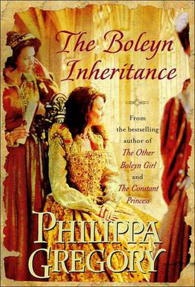 Picture of a book: The Boleyn Inheritance